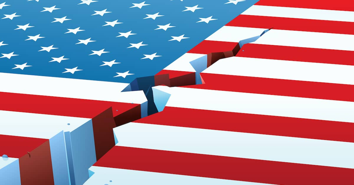 The Dis-United States of America: 12 Barometers of Trouble