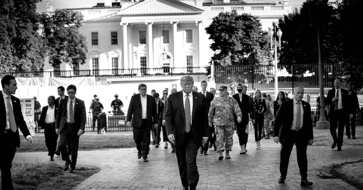 Invoking the Insurrection Act Of 1807 – How President Trump Would Use It