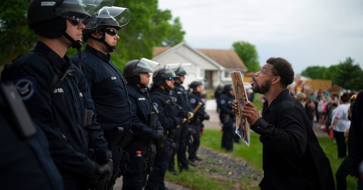 ? Madness In The Streets – The Vilification of America's Police