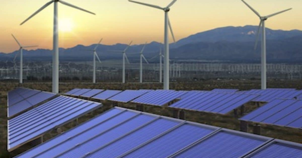 Forget wind and solar power for COVID recovery
