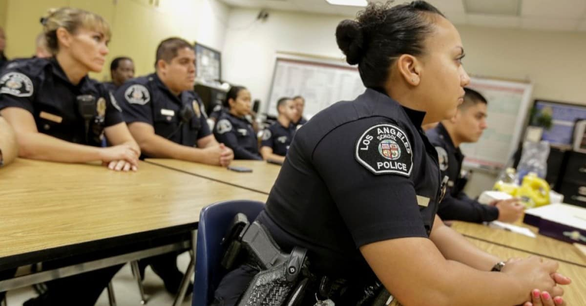 ? What Does Our Future Hold in Policing and Education?