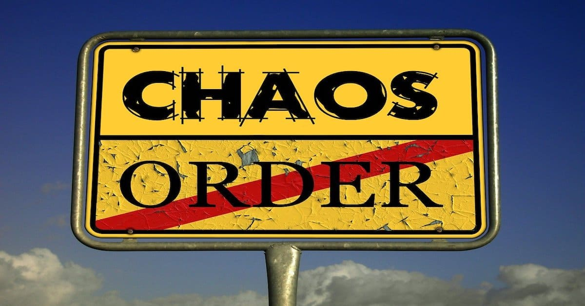? Can Cooler Heads Prevail in Chaos