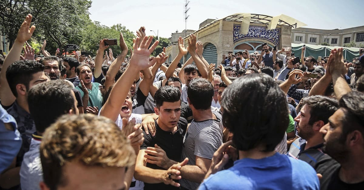 Iran's Desperation Does Not Yet Spell the Fall of the Mullahs