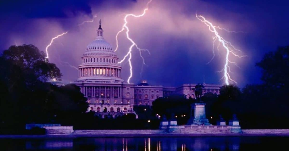 America's Perfect Storm Just Got Worst