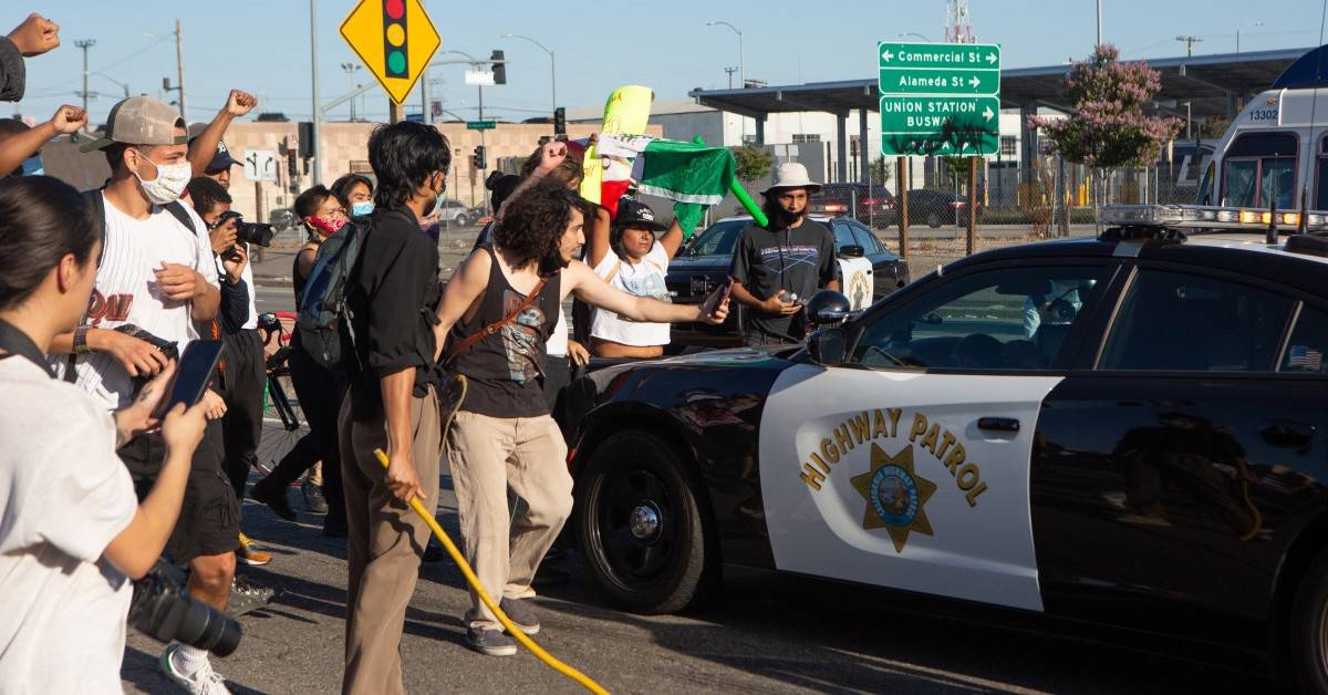 ? The Anti-Law Enforcement Push in America