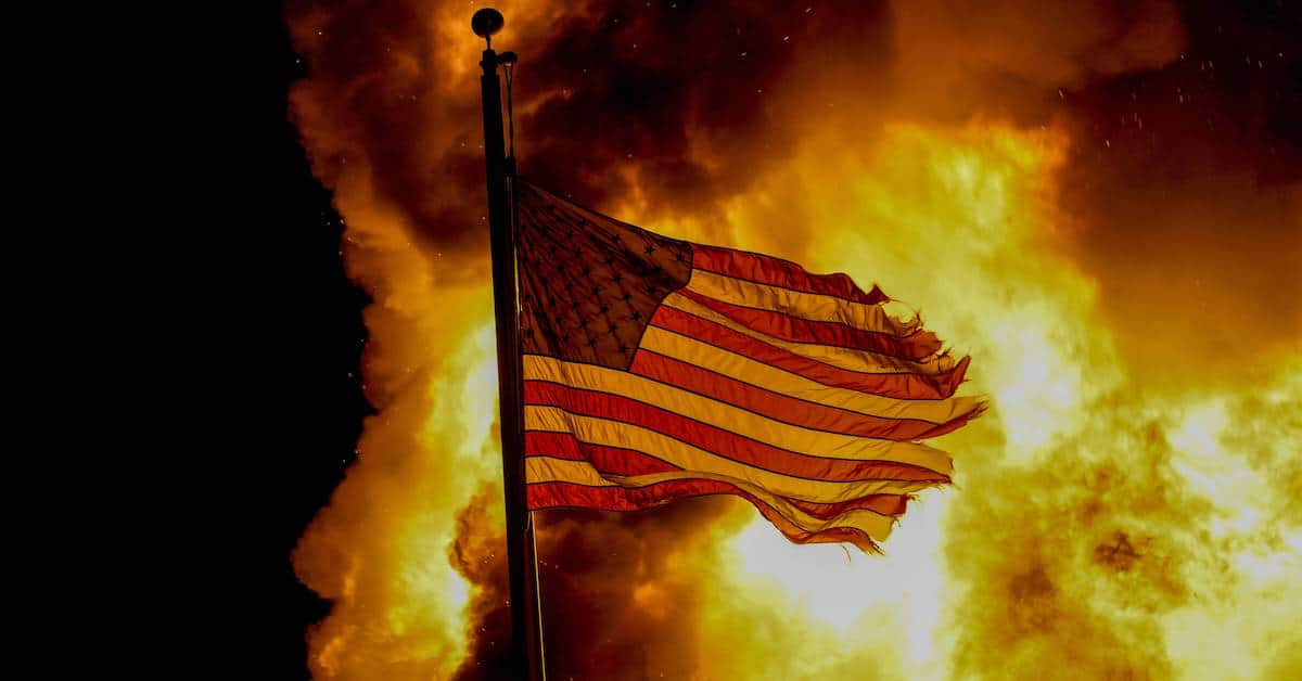 Dems Fiddle While America Burns