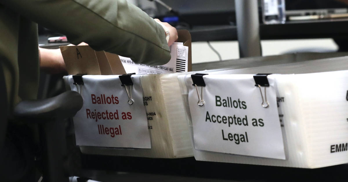 Count and Confirm Every Questionable Vote
