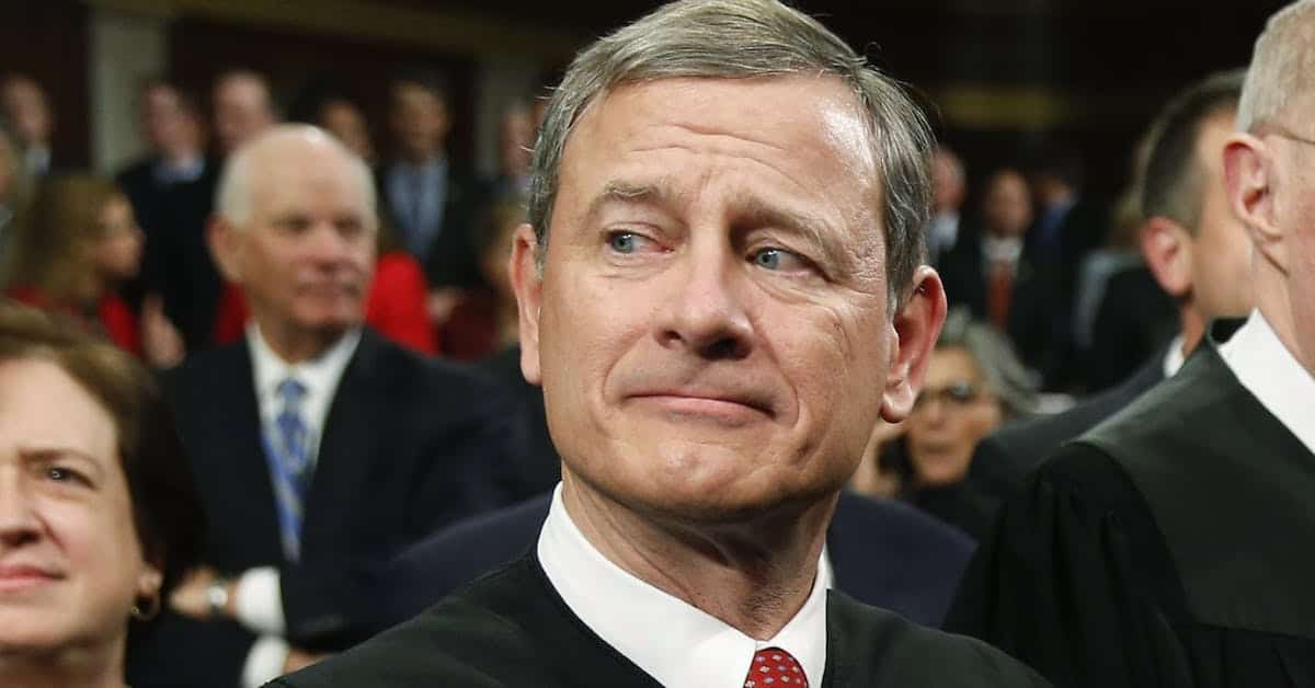 Is Justice John Roberts the Victim of Democrat Smears and Blackmail