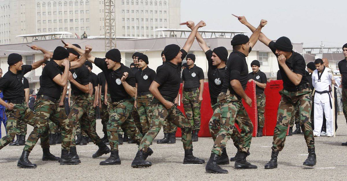 Policing Iraq and the World