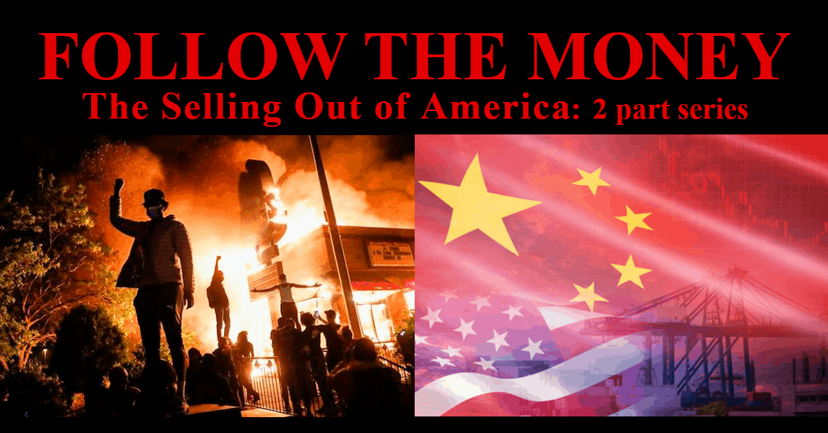 The Selling Out of America: Global Adversaries