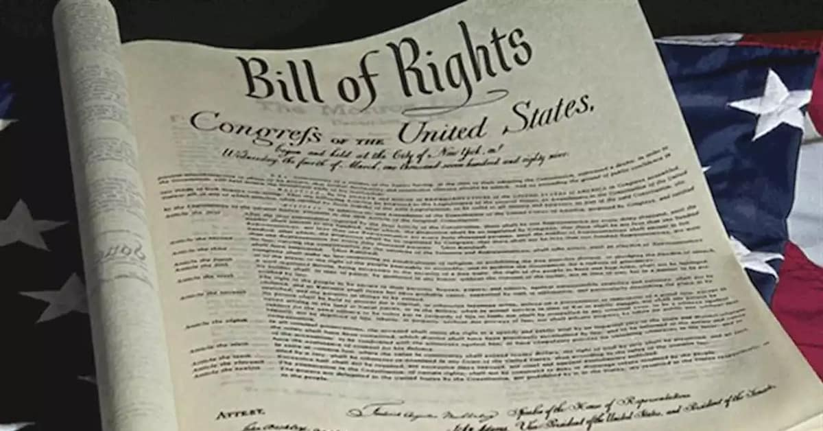In an Era of Lockdowns and Election Fraud, Let's Revisit the Bill of Rights