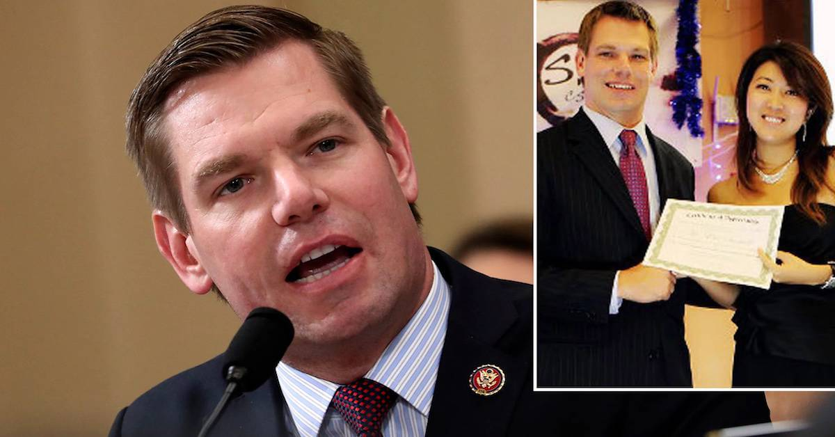 Drain the Sewer Starting With Eric Swalwell