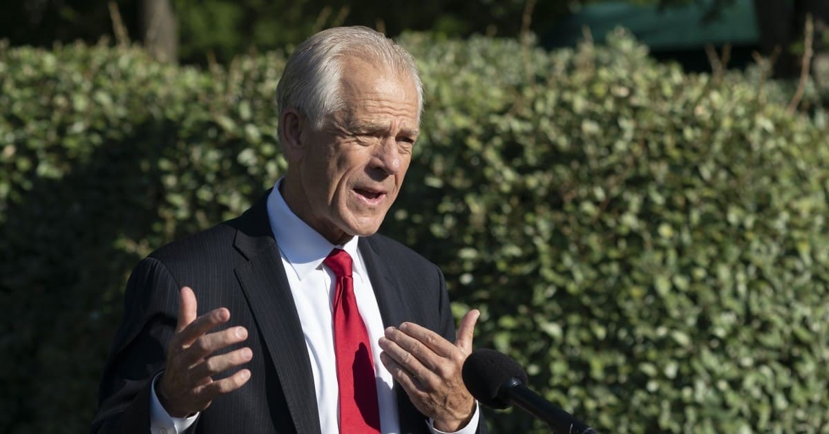 """""""Future of America's Elections at Stake,"""" Peter Navarro"""