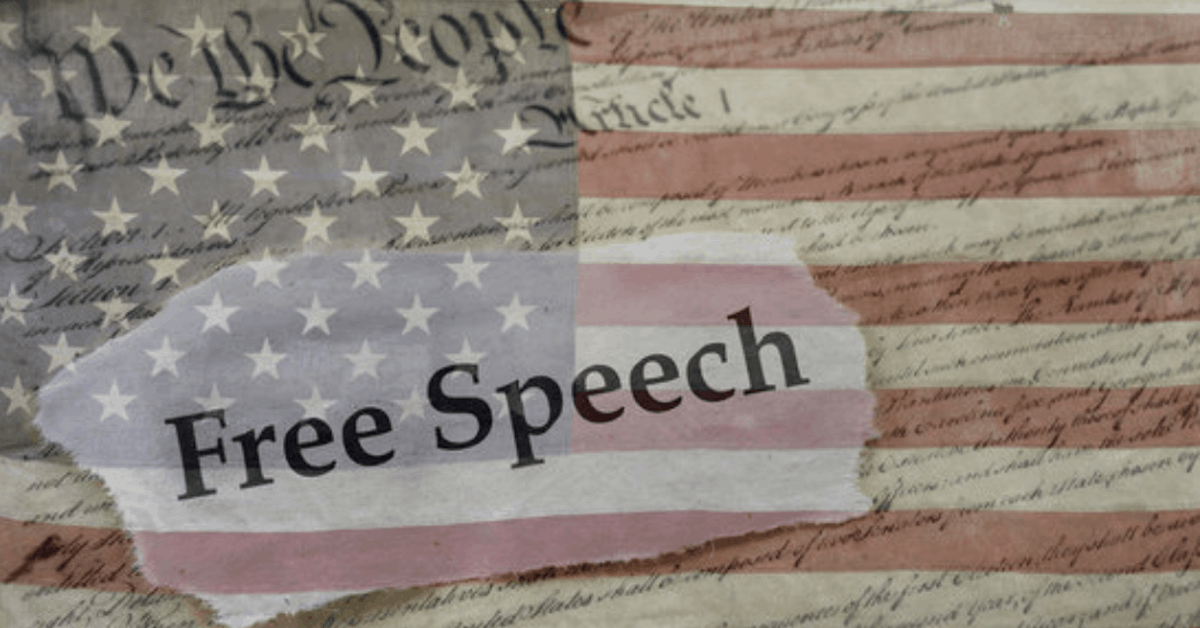 Without Free Speech, There Is No Other Freedom