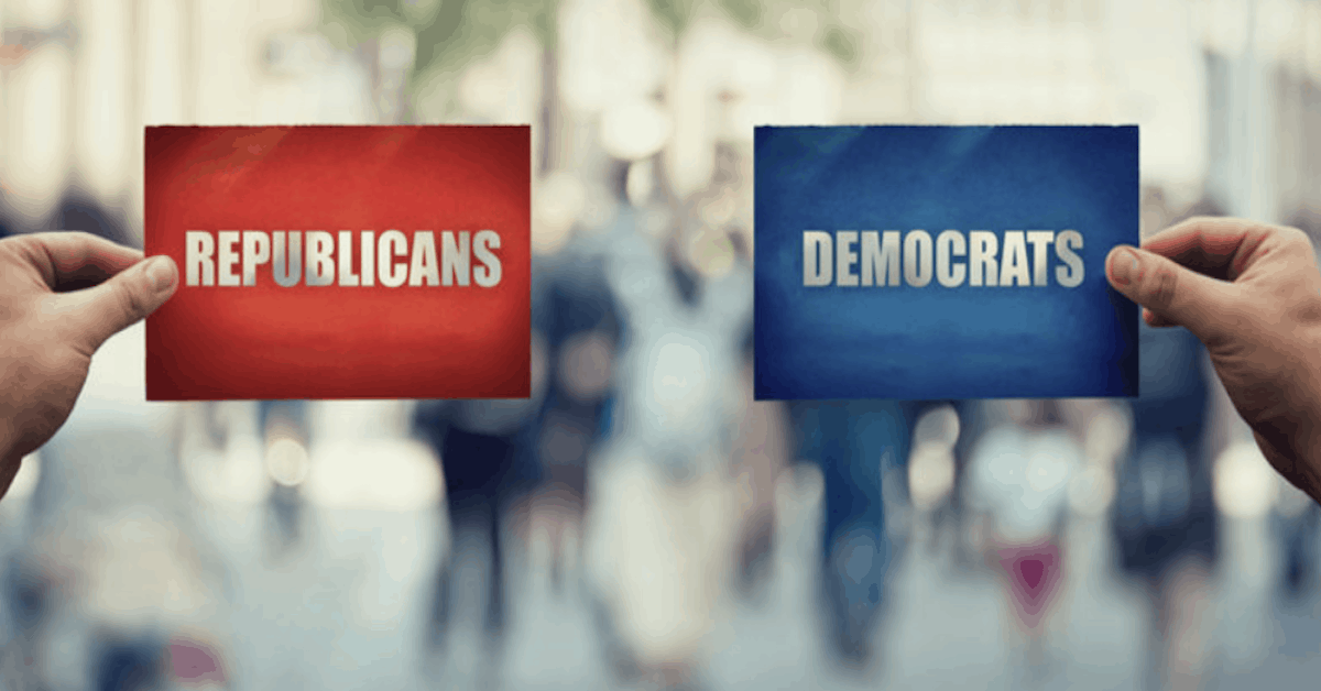 The Ideological Rift of our Two-Party System in 2021