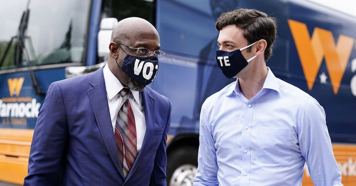 The Perfect Election of Warnock & Ossoff