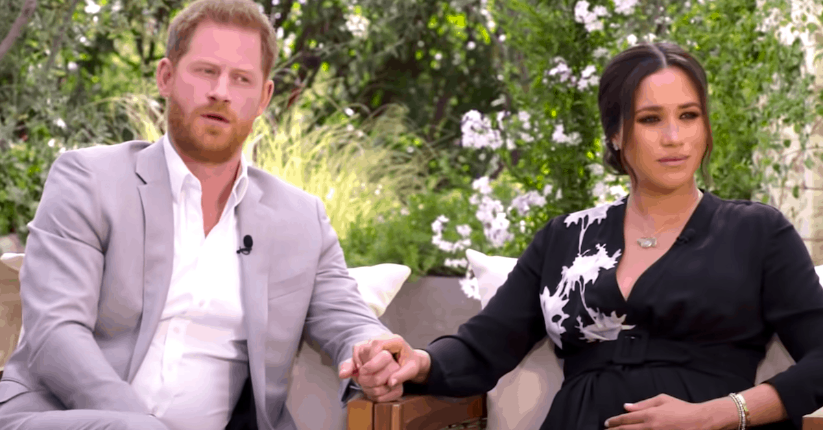 The Meghan Markle Interview, Vaccine Inequities, and Sleeping Naked