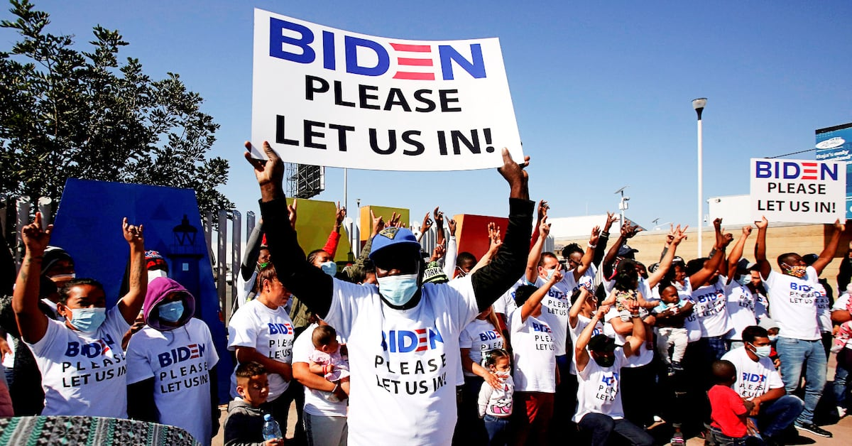 Immigration Chaos, Biden's Missteps and the Weaponization of Race