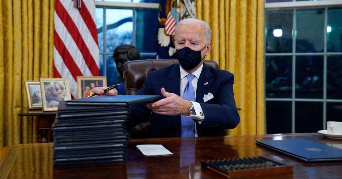 By Hook or By Crook:  Biden's Executive Orders
