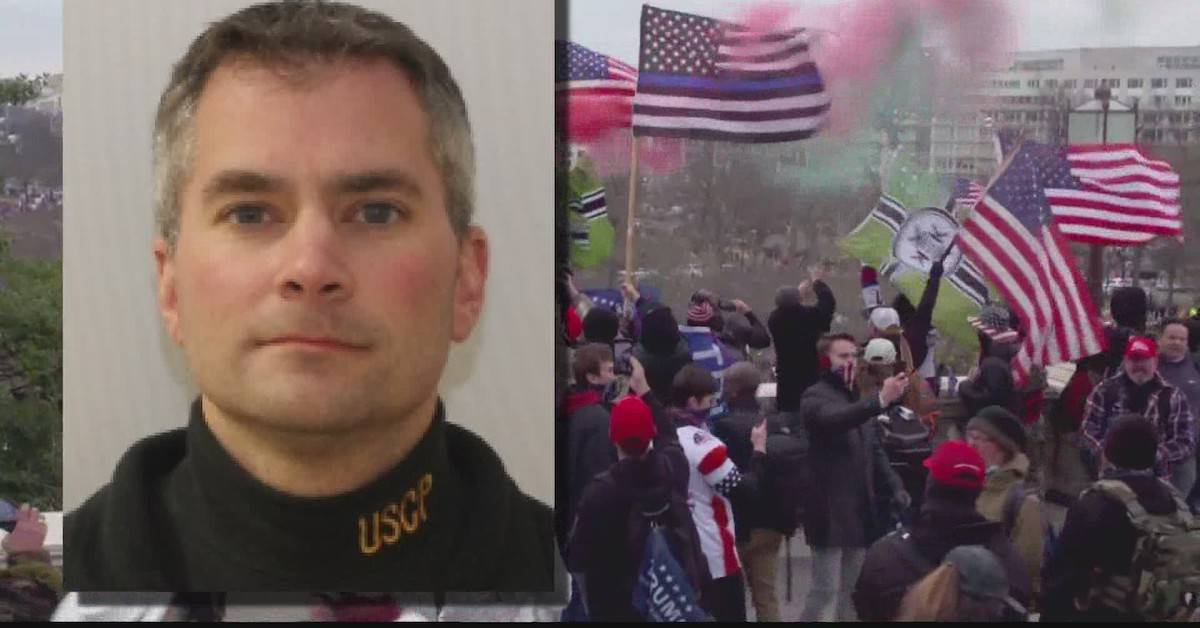 The Truth Behind U.S. Capitol Police Officer Brian Sicknick's Death