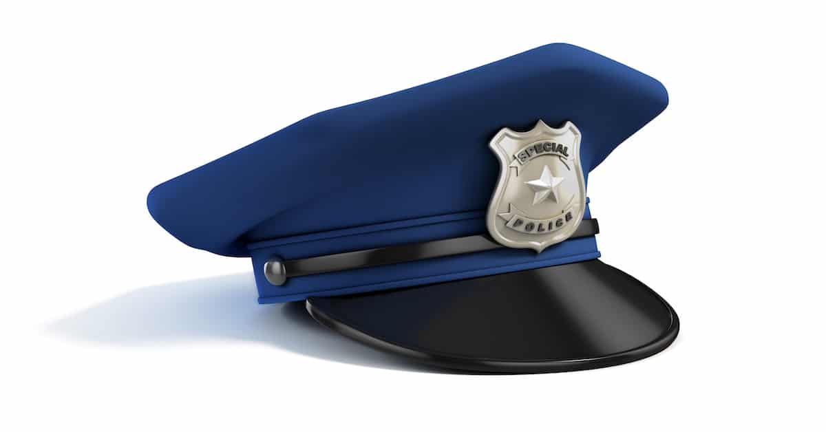 Imagine A Day in the Life of a Cop