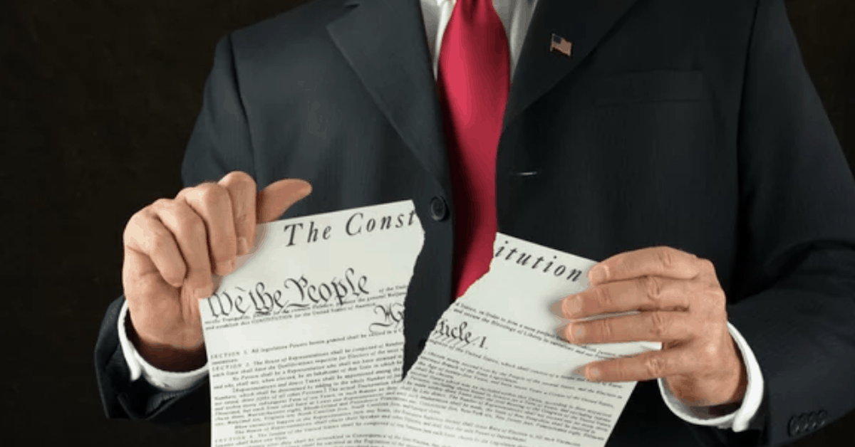 Does the Constitution Matter?