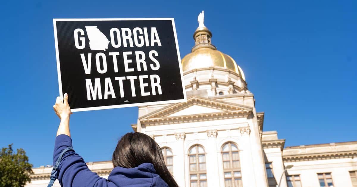 The New Election Laws in Georgia and Texas