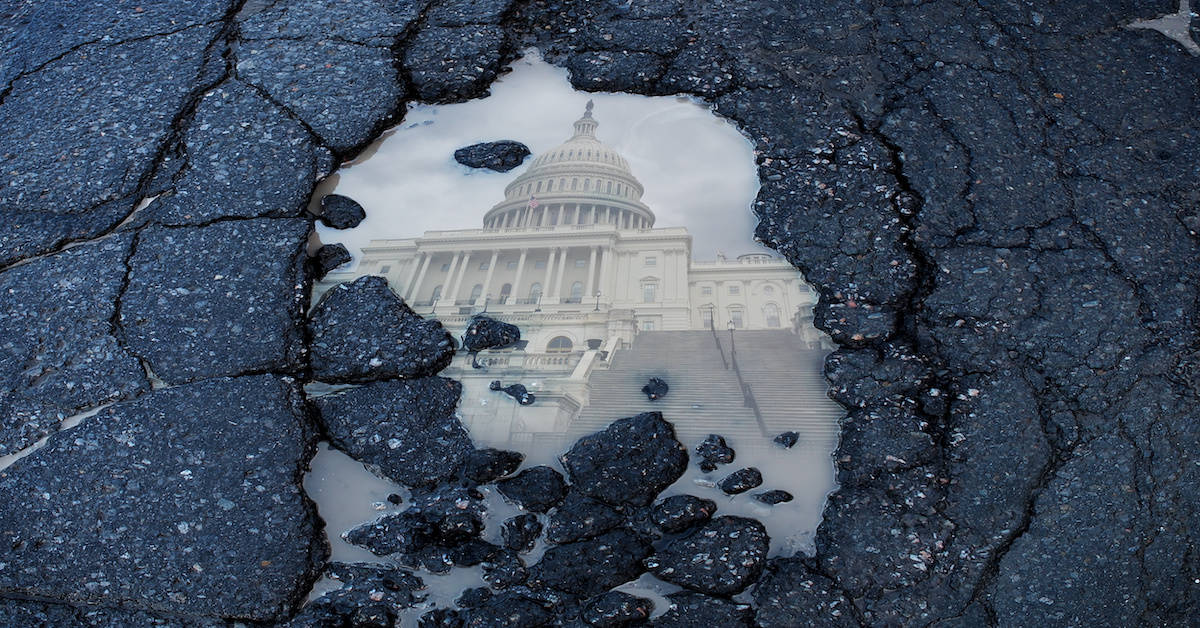 The Infrastructure Bill is the Latest Violation of Federal Dollars Spent Unconstitutionally