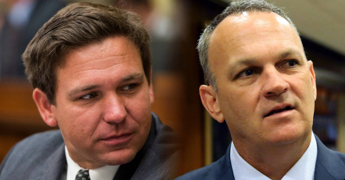 An Open Letter on Critical Race Theory to Gov. DeSantis and Comm'r of Education Corcoran