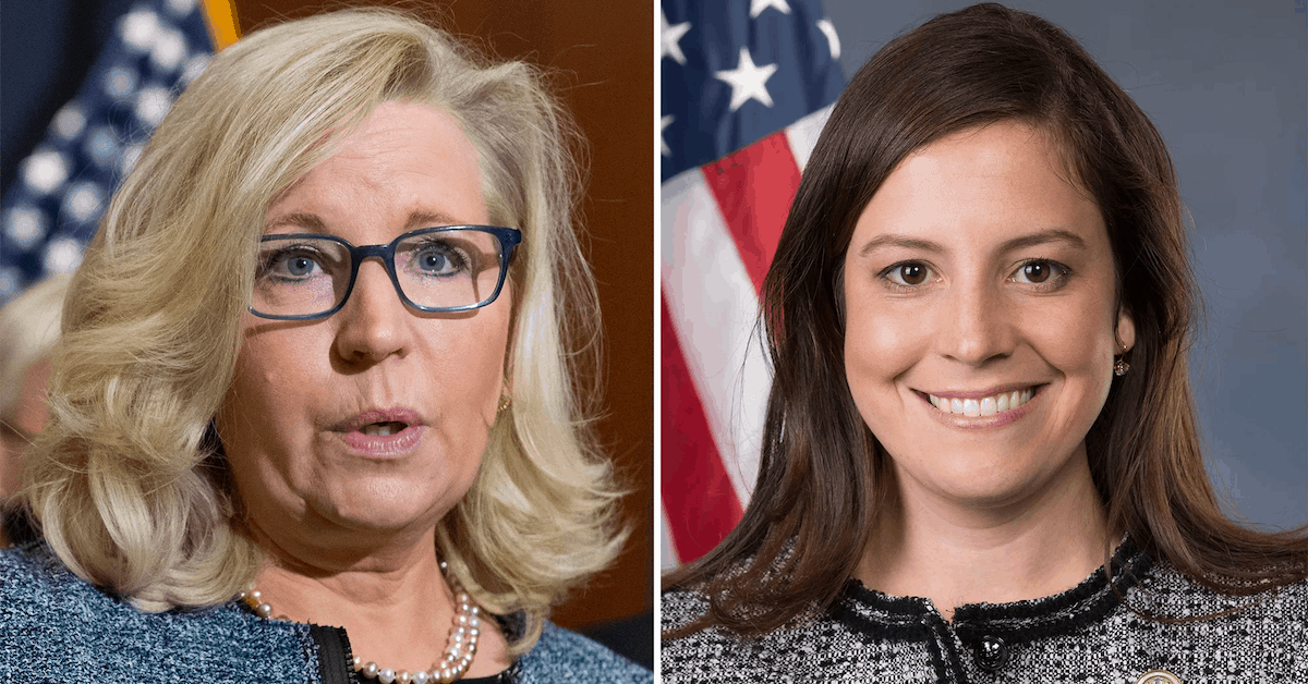 Liz Cheney is Out, But Elise Stefanik Could Be Even Worse