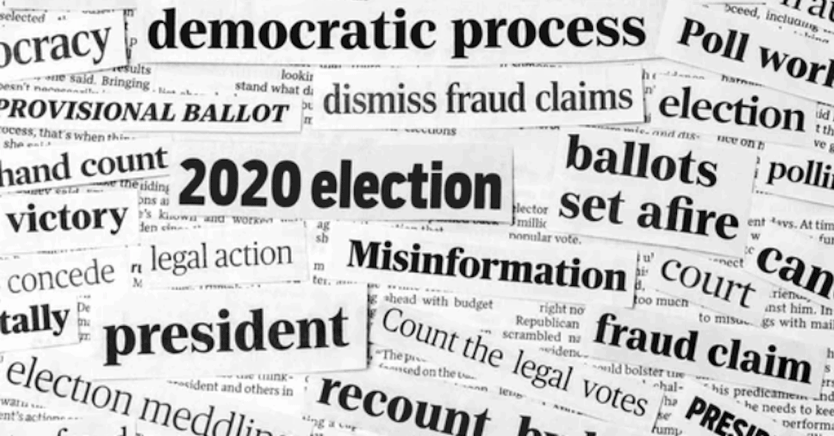 What Can We Learn From the 2020 Election?