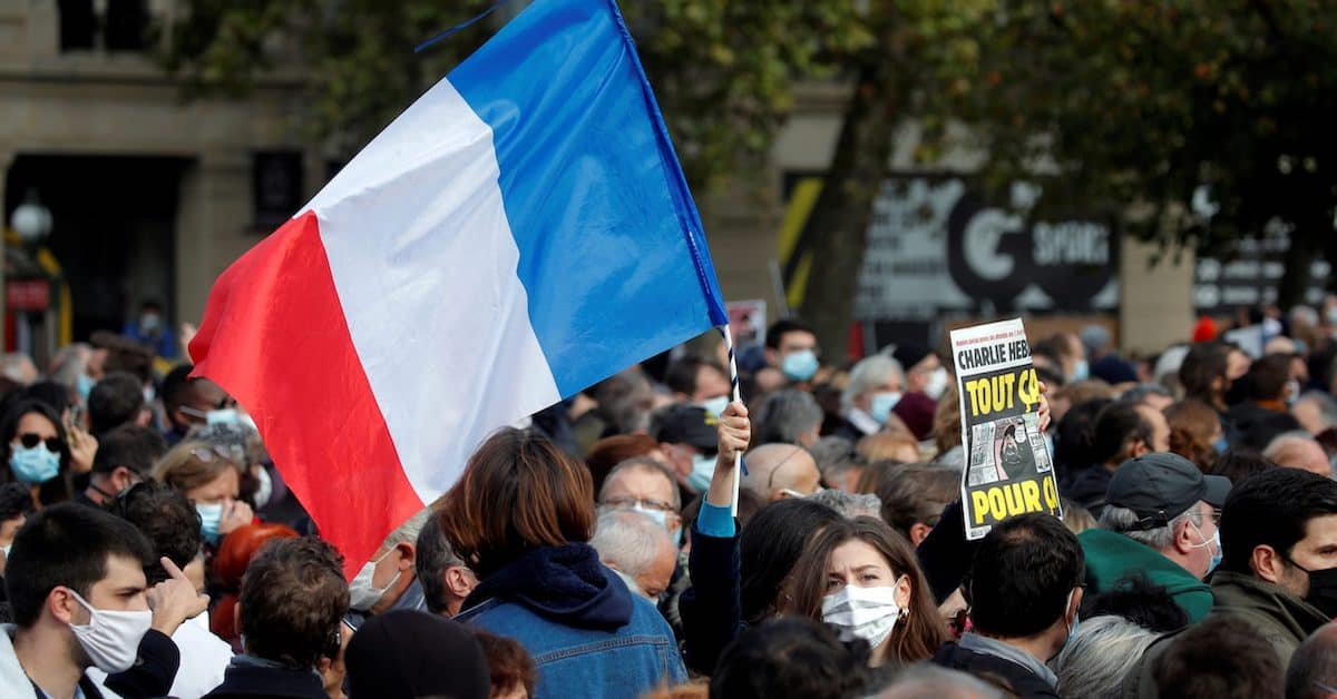 Is France on the Brink of Civil War?