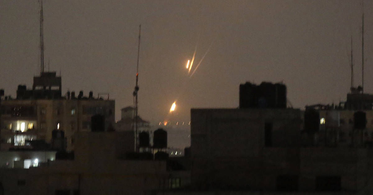 Report from Israel on Rocket Attacks and the War on Police