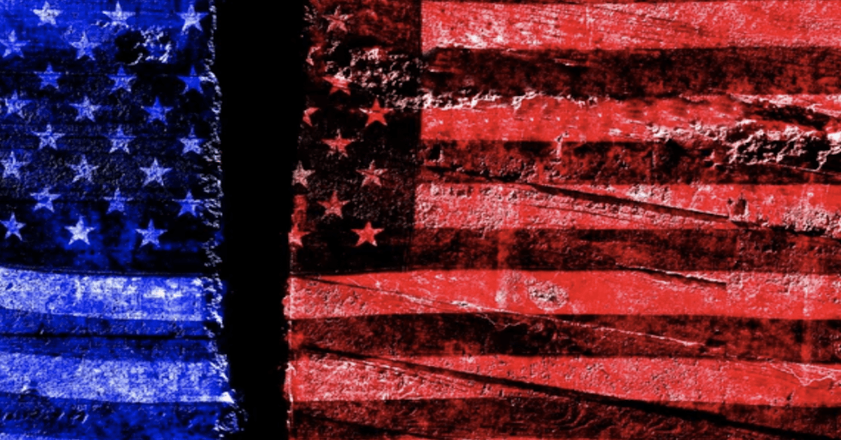 America Divided and Distrustful