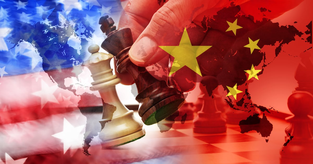 China Meddling in Our Local Elections