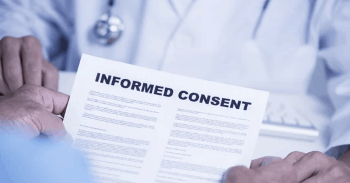 COVID Informed Consent