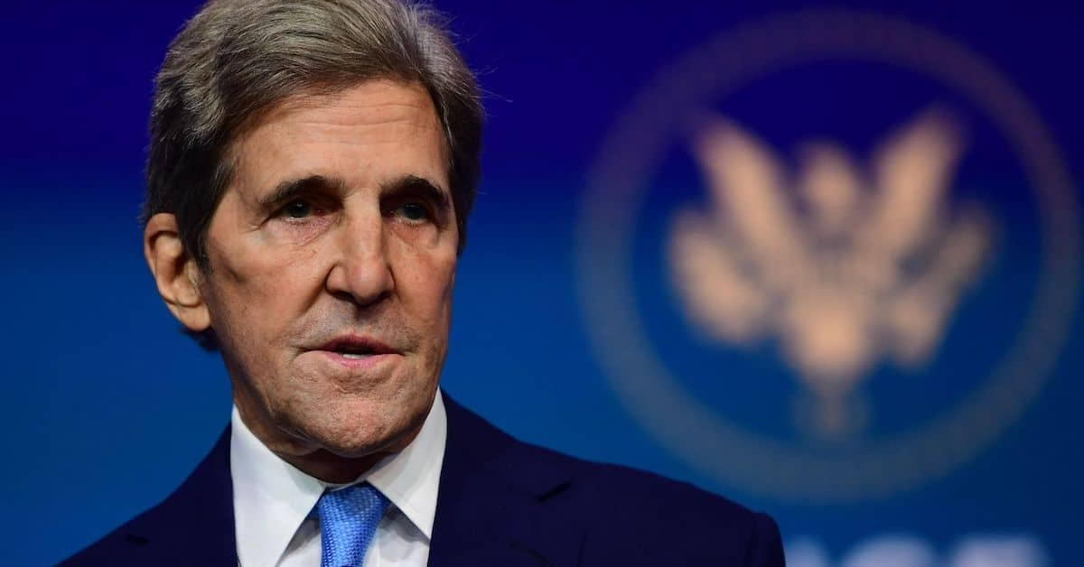 John Kerry is a Consequential Internal Security Threat to America