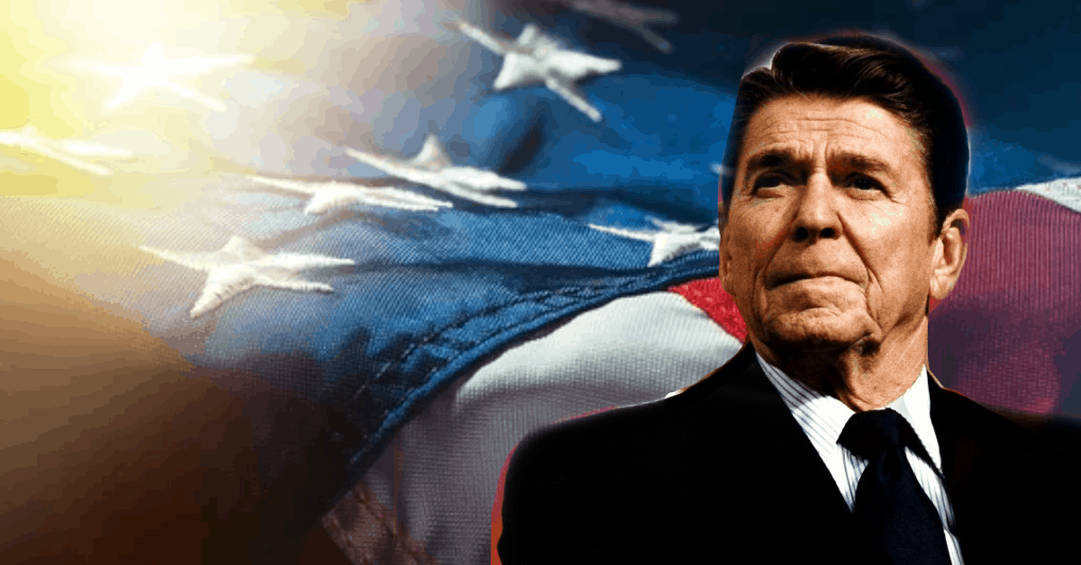 Reagan Warned America:  Freedom…One Generation Away From Extinction