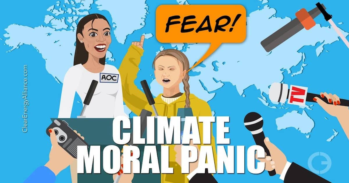 Global Warming is the Mother of all Moral Panics!