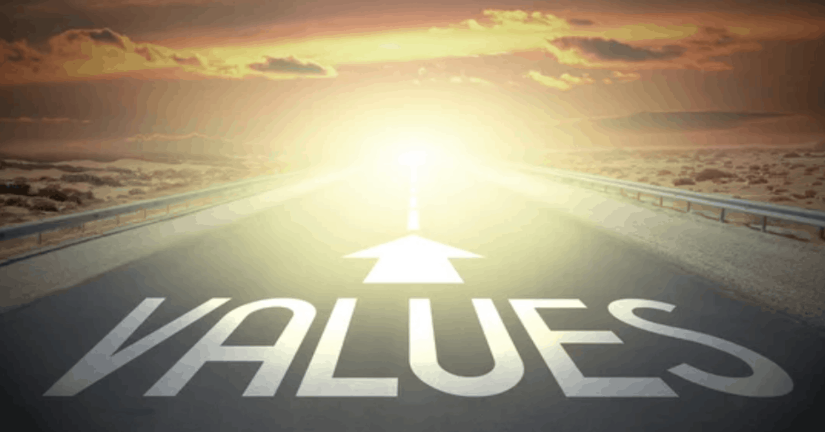 Living By Your Values Is Freedom