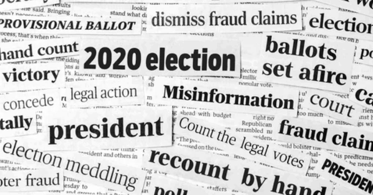 Why are Republican Election Officials Partnering with Potential Frauds
