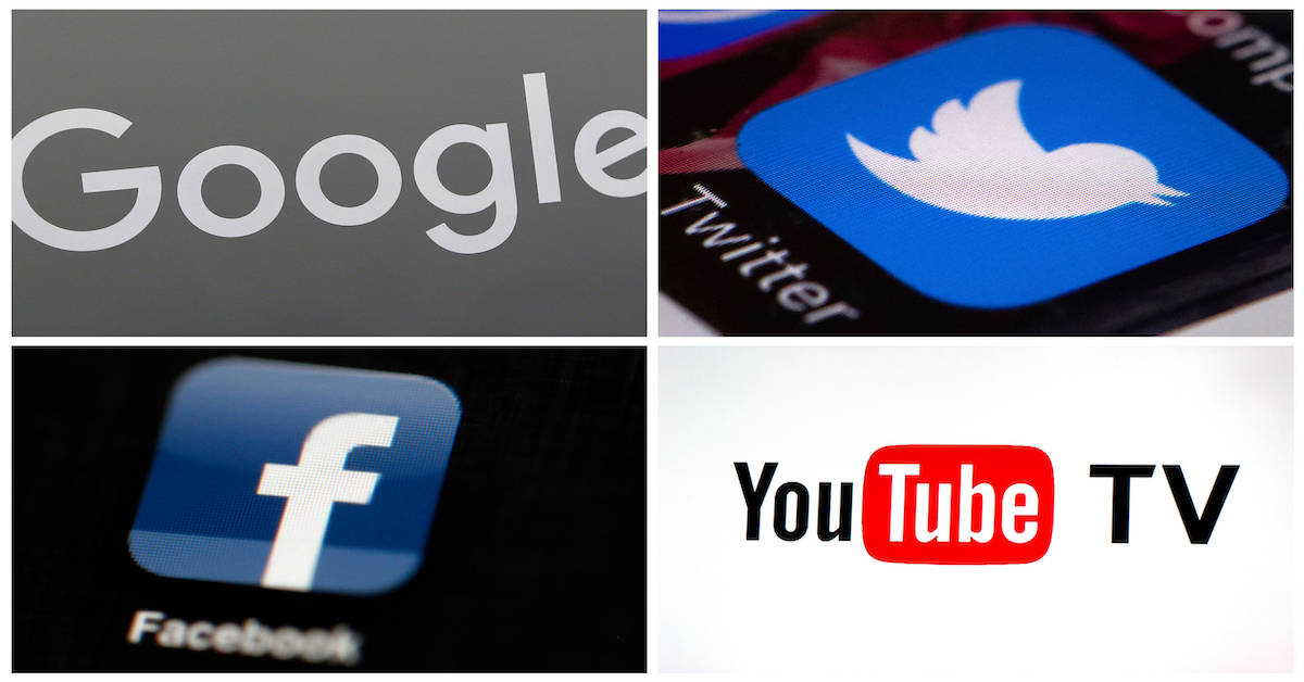 Trump Sues Big Tech, Facebook, YouTube, and Twitter