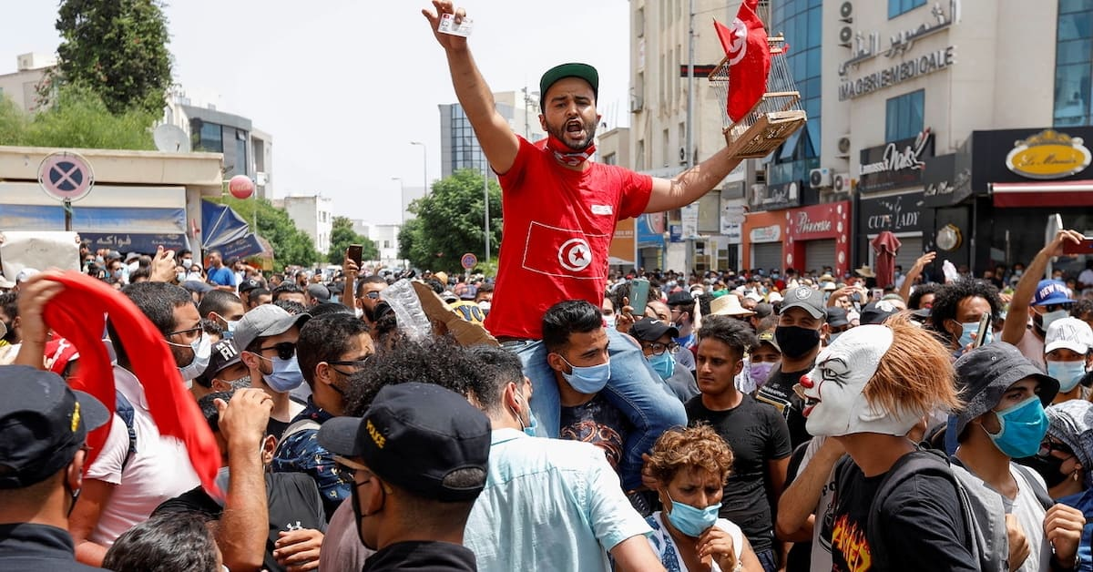 Is Tunisia Undergoing a Second Arab Spring
