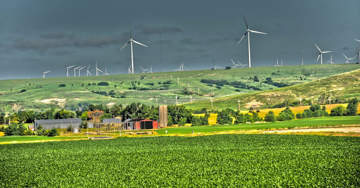 Biden to Replace Productive Farmland With Useless Wind and Solar Power