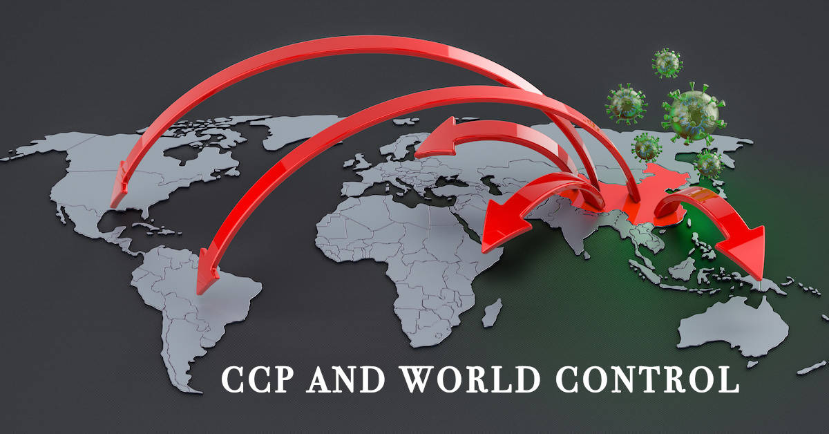 CCP and World Control with Dr. Li-Meng Yan