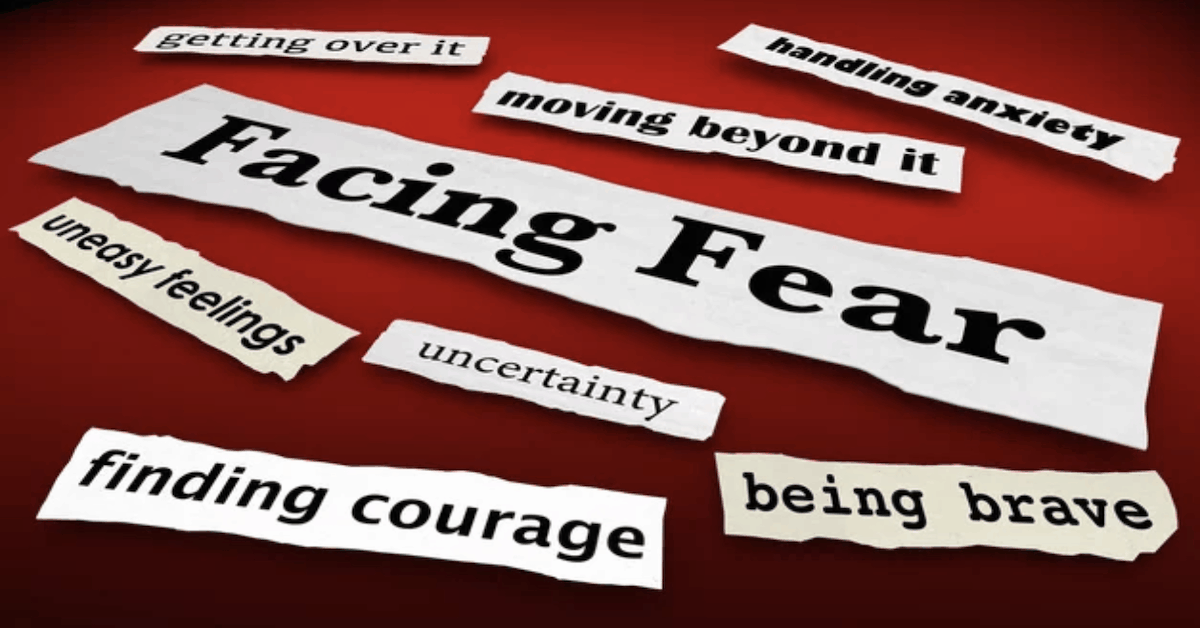 To Conquer the Enemy Within Called FEAR – Within Our Own Hearts