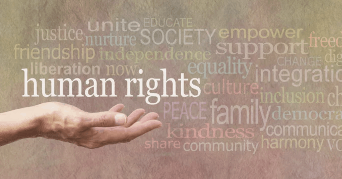 Let's Talk Human Rights in 21st Century America
