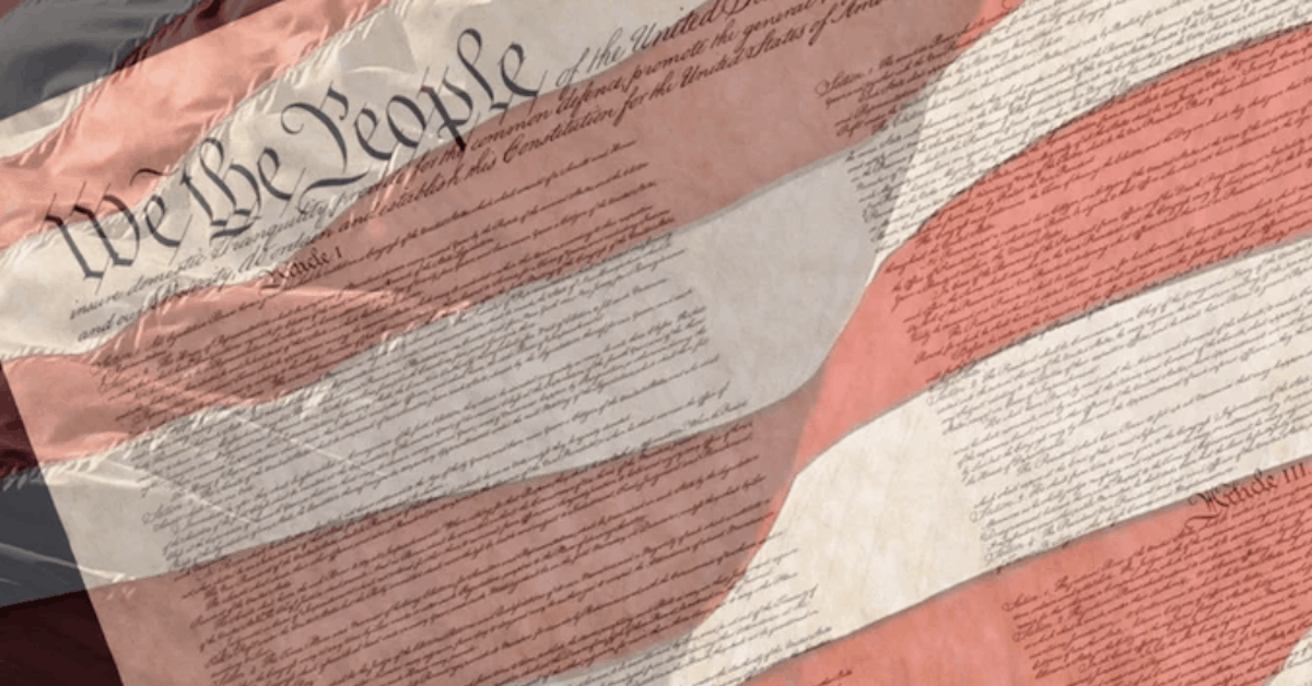 Whatever Happened to the Constitution?