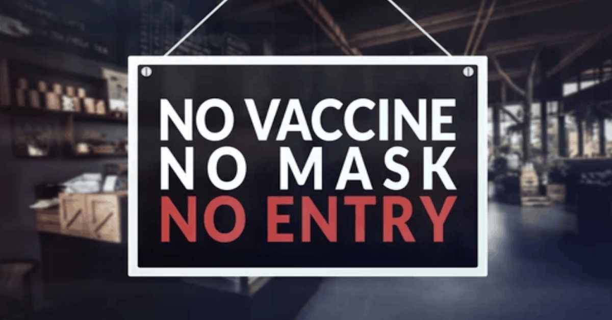 A Crisis of the Vaccinated or Unvaccinated – You Decide!