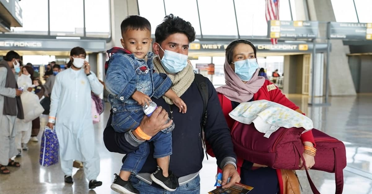 How Many Afghan Refugees Can The United States Save?